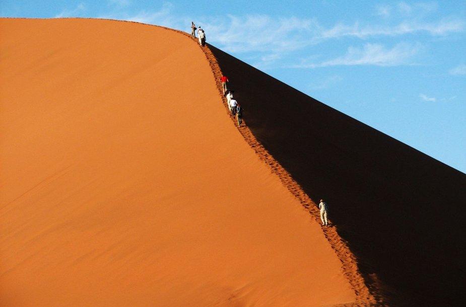 Namibio dykuma