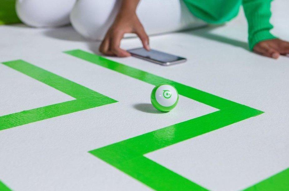 ACME nuotr./Mini Sphero žaislas