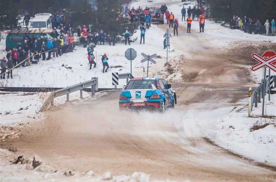 """Winter Rally"""