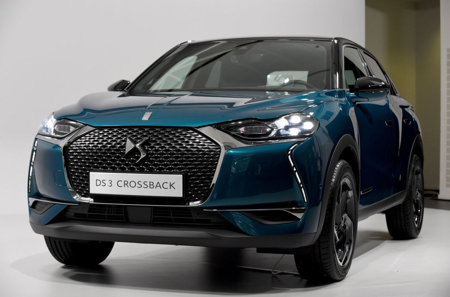 """DS3 Crossback"""