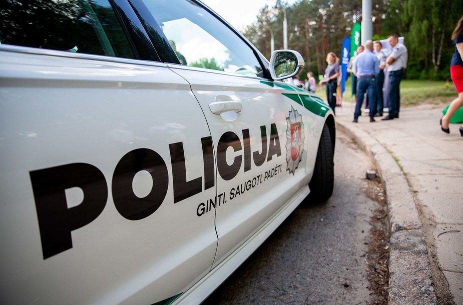 """Lietuvos policija ieškojo """"Švarių vairuotojų"""""""
