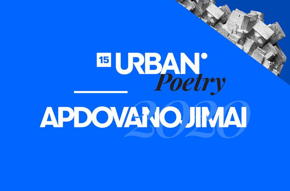 Urban Poetry apdovanojimai 2020