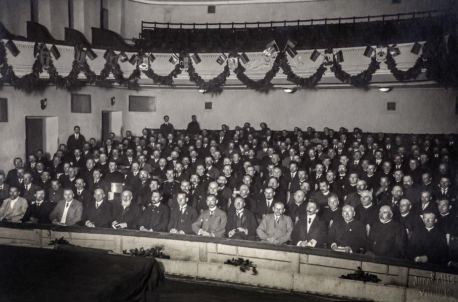 Vilniaus konferencijos dalyviai