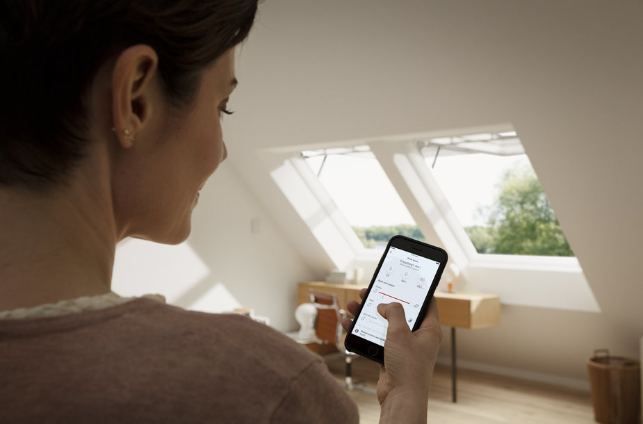Sveikas namų mikroklimatas namuose kuriamas išmaniaisiais sprendimais