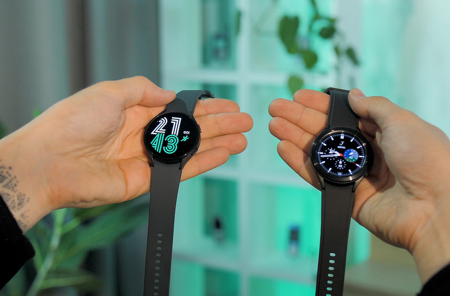 """Samsung Galaxy Watch4 | Watch4 Classic"" apžvalga"