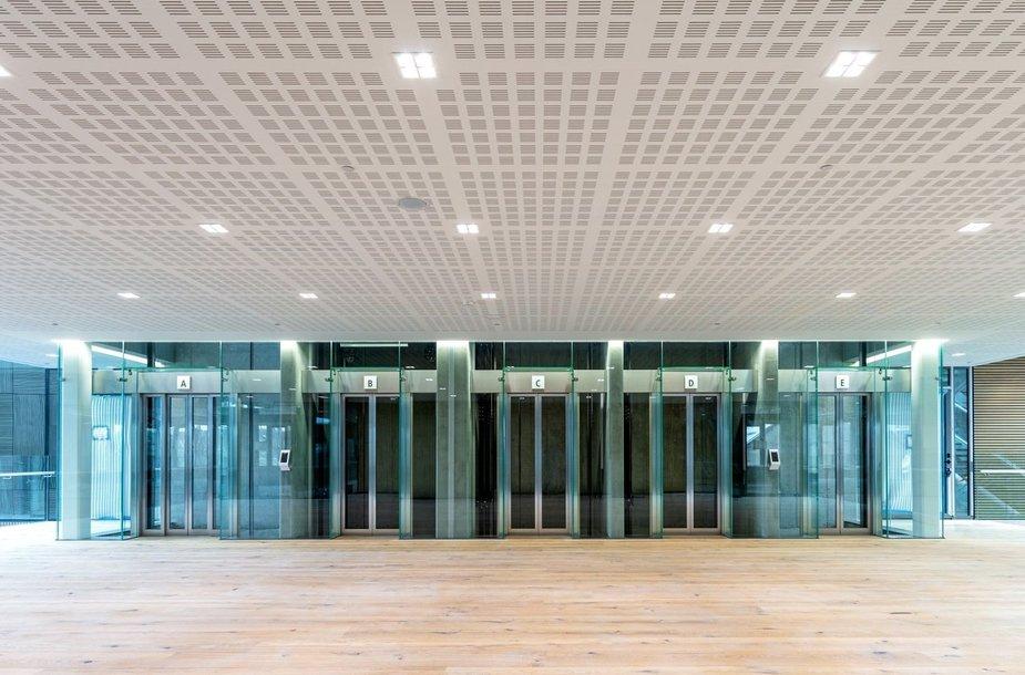 Lvovo Business Centre.  Photo by Evaldas Lasys