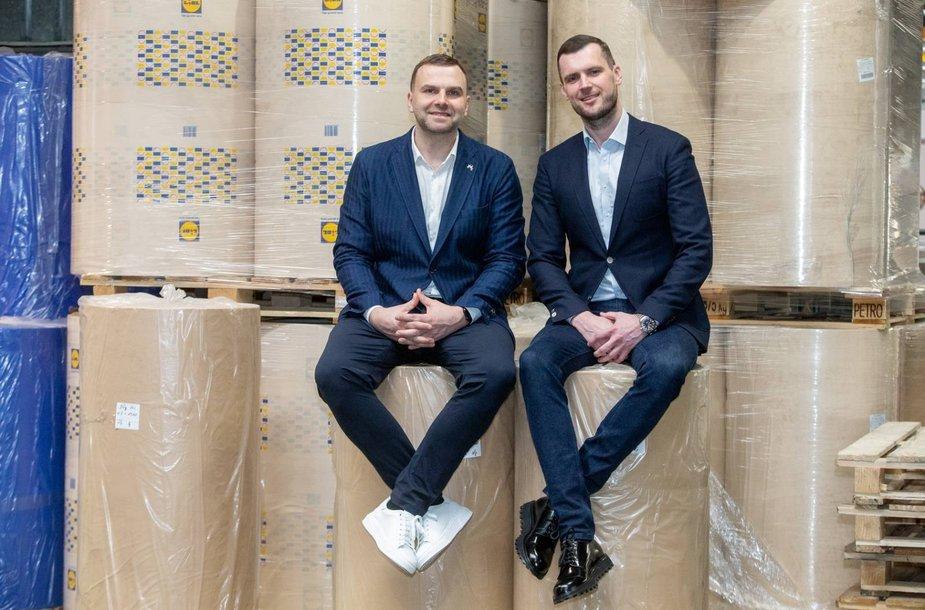 Bagfactory cofounders