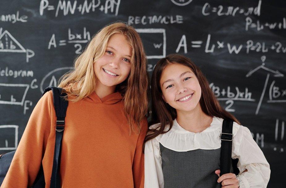 Children study. Source Pexels.com