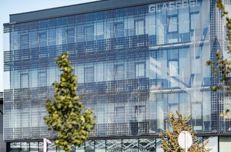 Glassbel factory Klaipėda FEZ