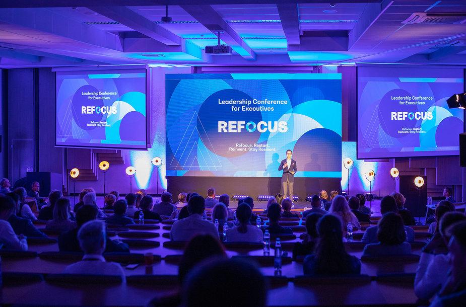 REFOCUS Leadership Conference in Vilnius