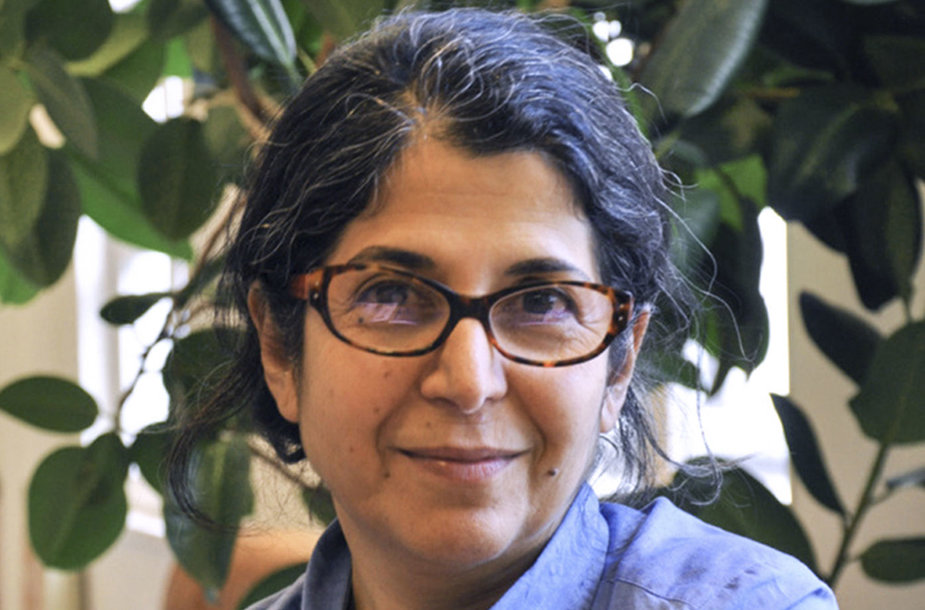 Fariba Adelkhah 2012 metais