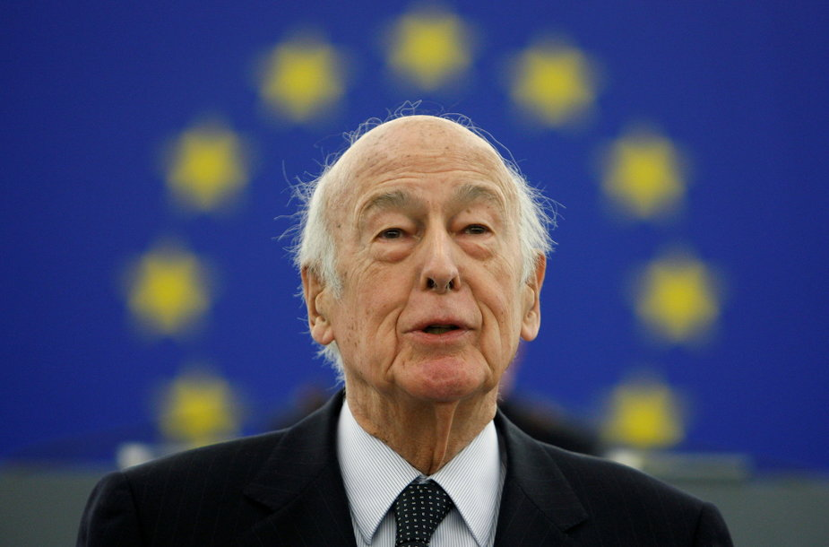 V.Giscardas d'Estaingas