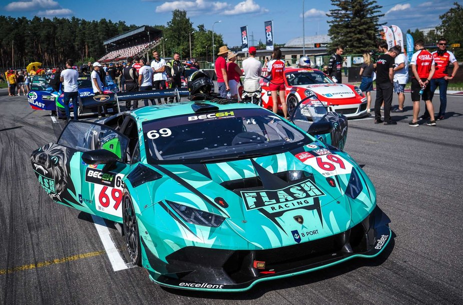 "Aštuntasis ""Riga Summer Race"""