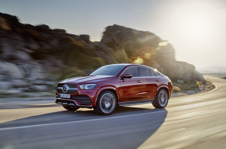"""Mercedes-Benz GLE Coupé"""