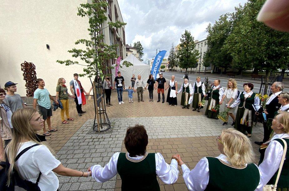 """Žygis """"Už švarią Lietuvą!"""""""