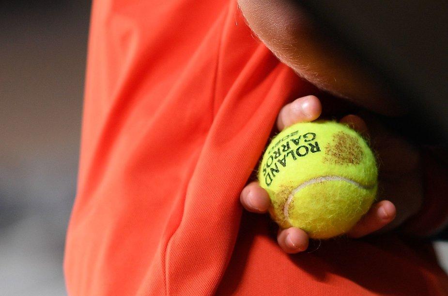 """""""Roland Garros"""" turnyre – galimas sukčiavimo atvejis"""