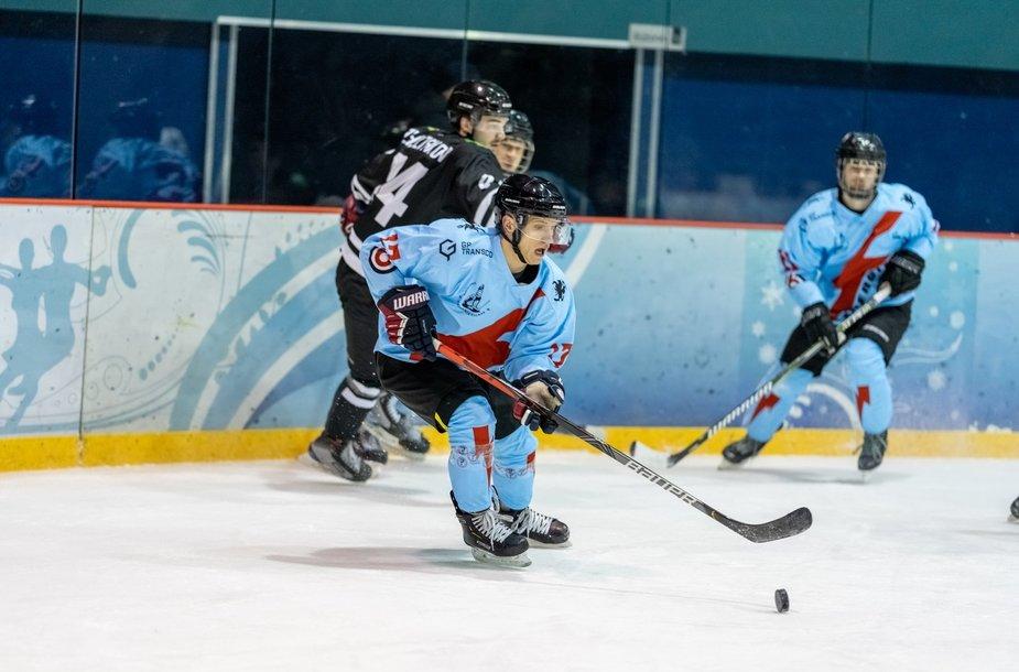 """""""Energija-GV"""" išlygino serijos prieš """"Hockey Punks"""" rezultatą"""