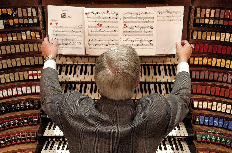 Muzikantas (asociatyvi nuotr.)