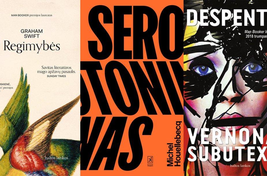 """""""Regimybės"""", """"Serotoninas"""", """"Vernonas Subutexas"""""""