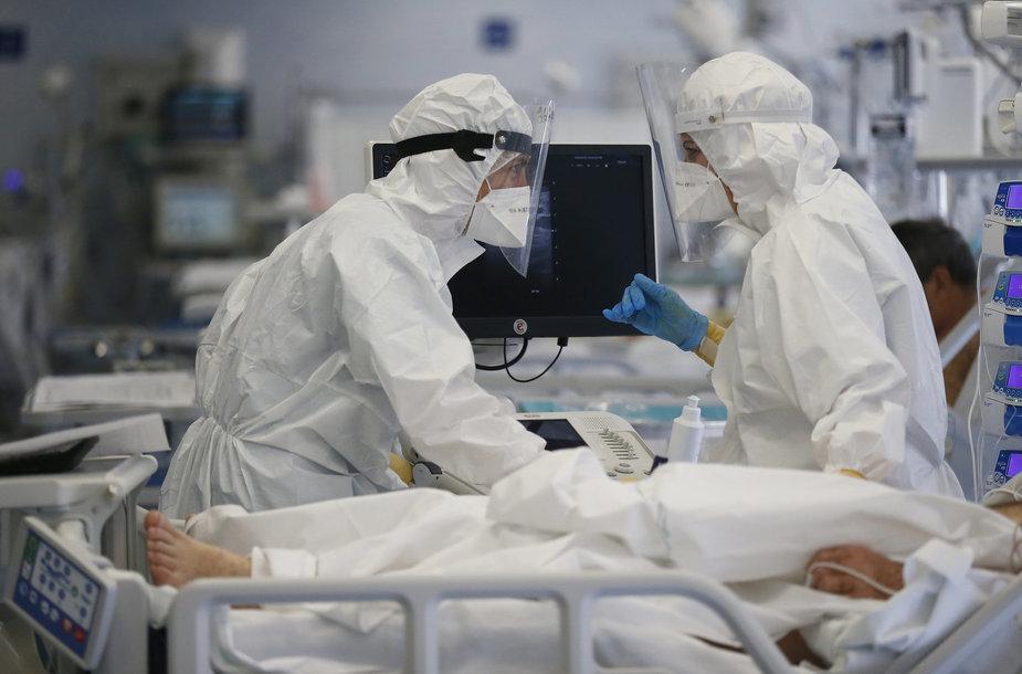 Ligoninė Romoje