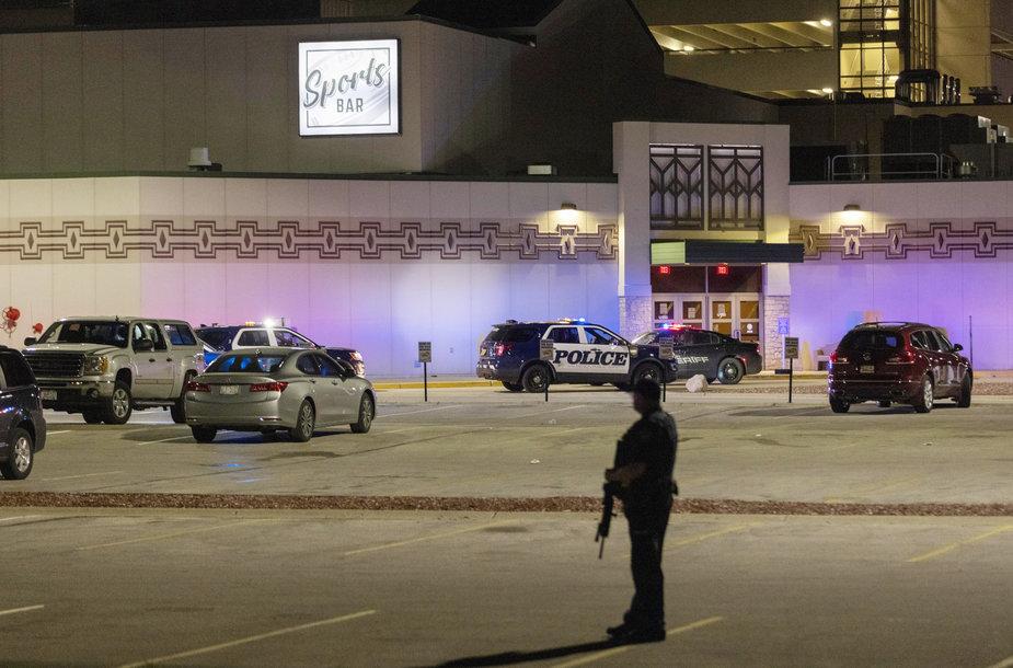 """Užpuolikas nušovė du žmones """"Oneida Casino"""" Viskonsino valstijoje"""