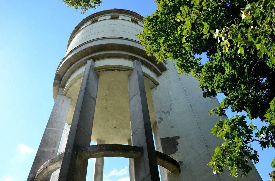 Vandens bokštas Panevėžyje Aldonos gatvėje