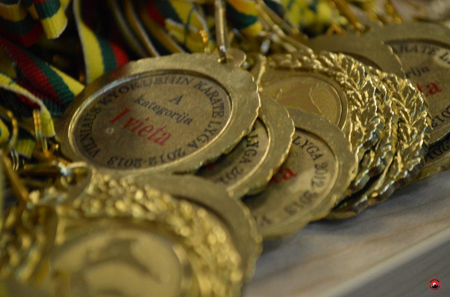 Trečiasis Vilniaus karate lygos etapas
