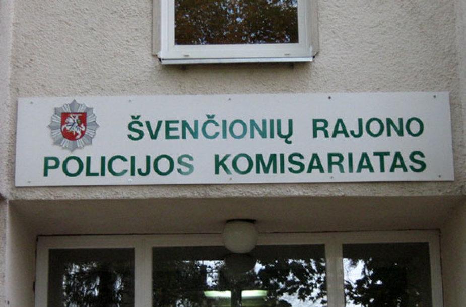 Švenčionių policijos komisariatas