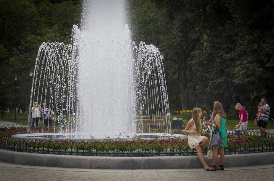 Vilniaus Bernardinų sode