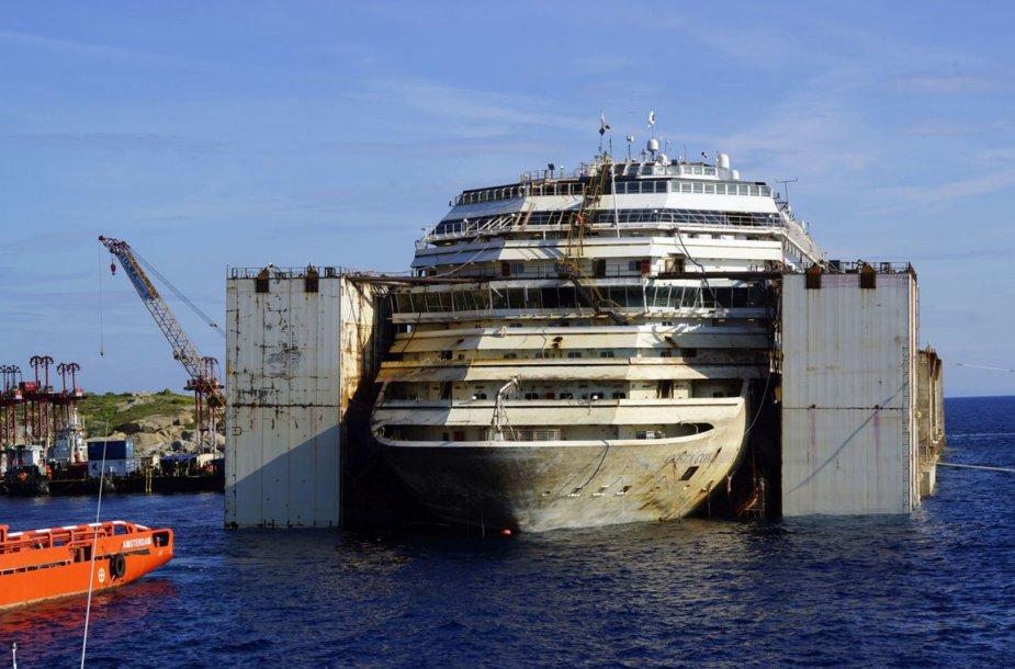 """""""Costa Concordia1/"""