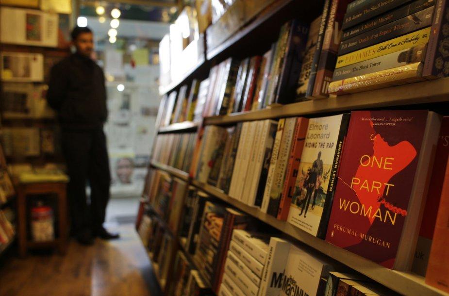 Perumalo Murugano knygos