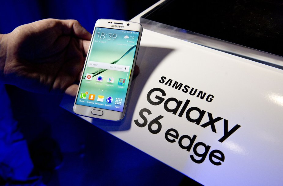 """Samsung Galaxy S6 Edge"""
