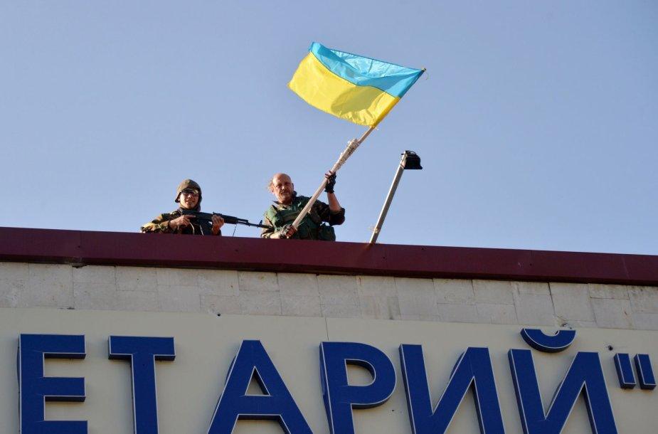Ukrainos kariai Donbase