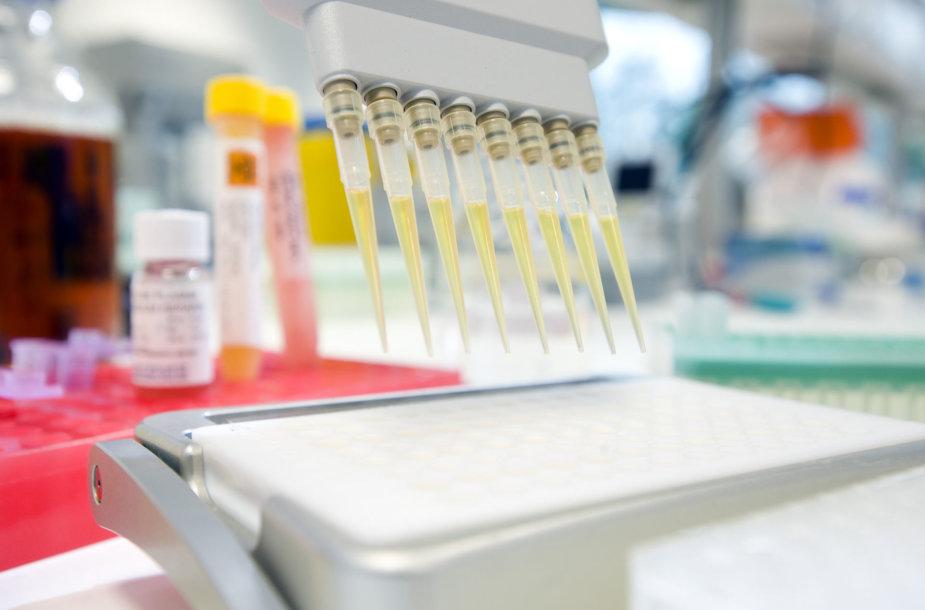 Vaistų kūrimo laboratorija