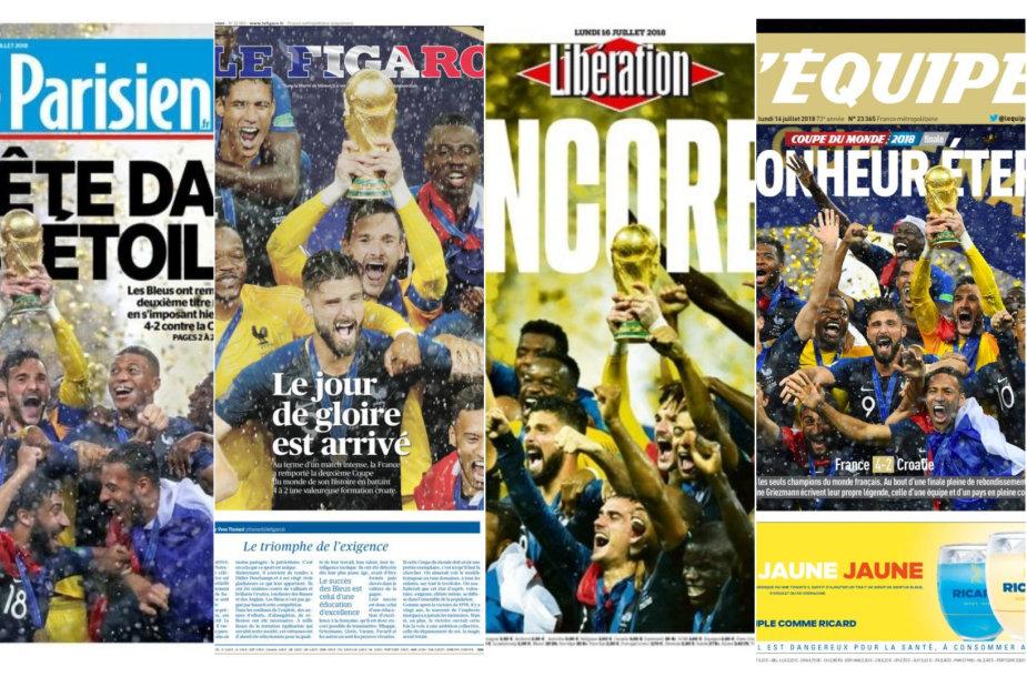 Prancūzijos žiniasklaida