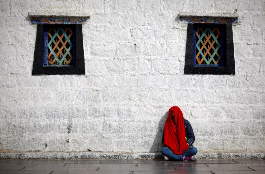 Džokango vienuolynas Lhasoje