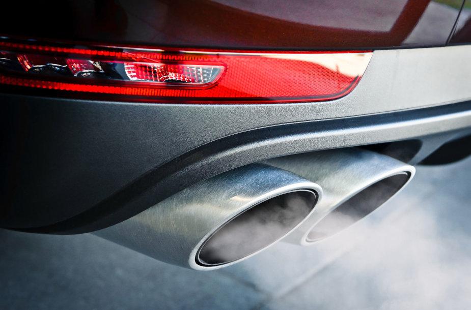 Automobilio CO2 emisija