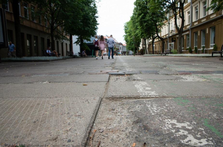 Kauno Vilniaus gatvės rekonstrukcija