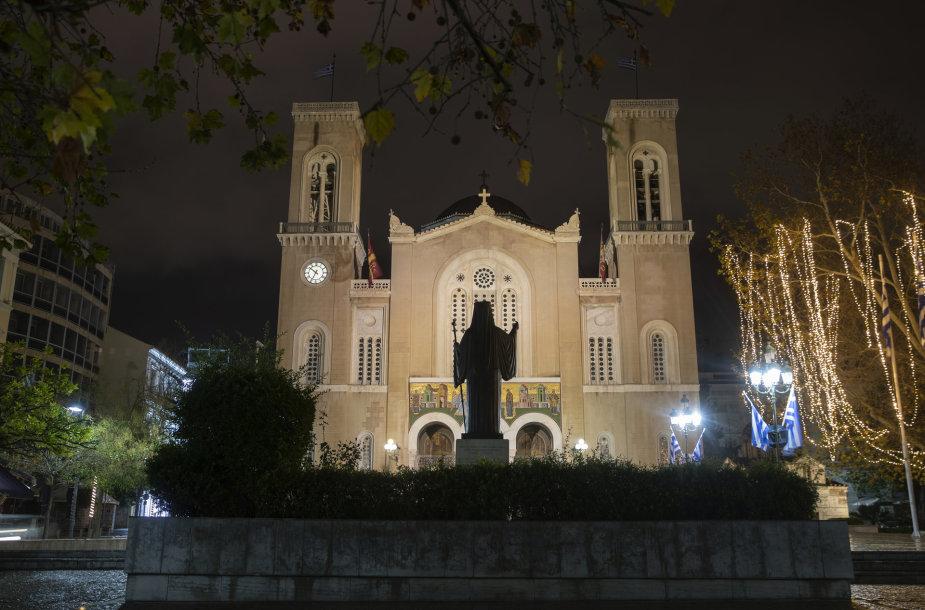 Katedra Atėnuose