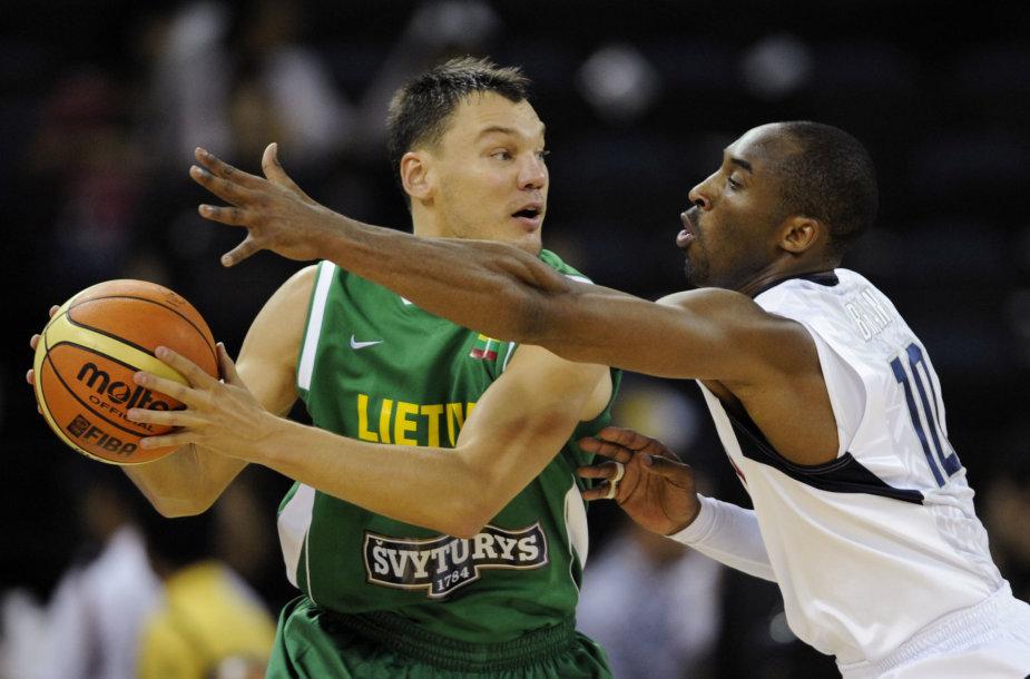Kobe Bryantas 2008 m.