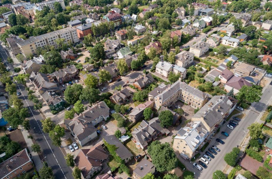 Vilnius dar šiemet užbaigia žemės restituciją
