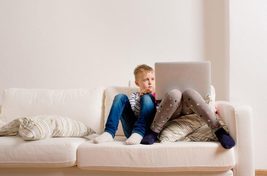 Vaikai ir technologijos