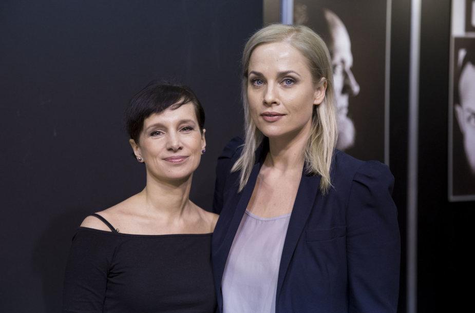 Ugnė Barauskaitė ir Inga Jankauskaitė