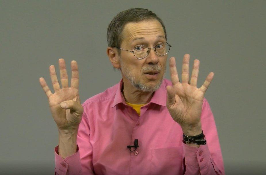 Prof. Liudas Mažylis