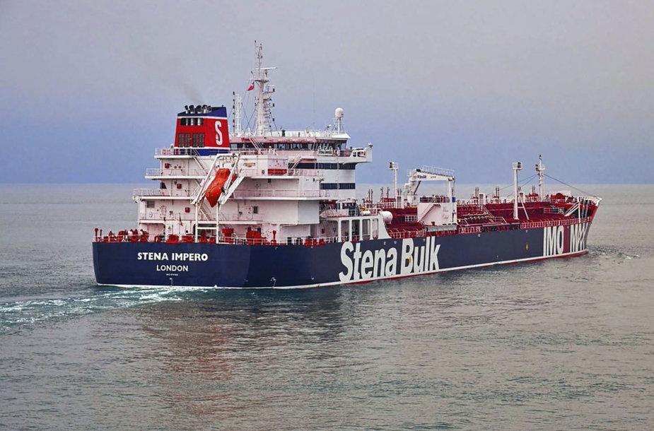 """Stena Impero"" tanklaivis"