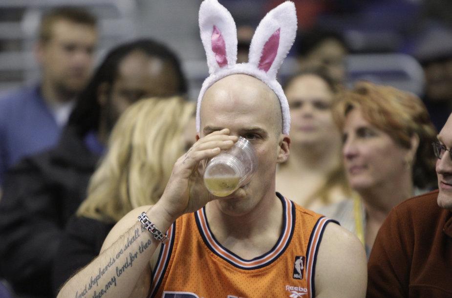 NBA žiūrovas