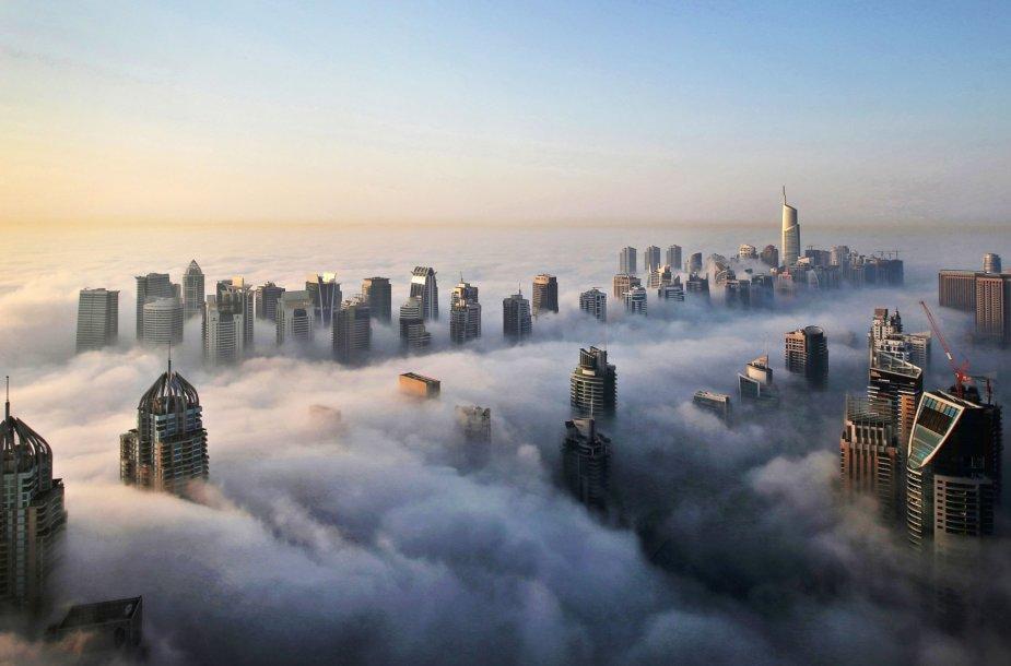 Dubajus – Arabijos Manhatanas