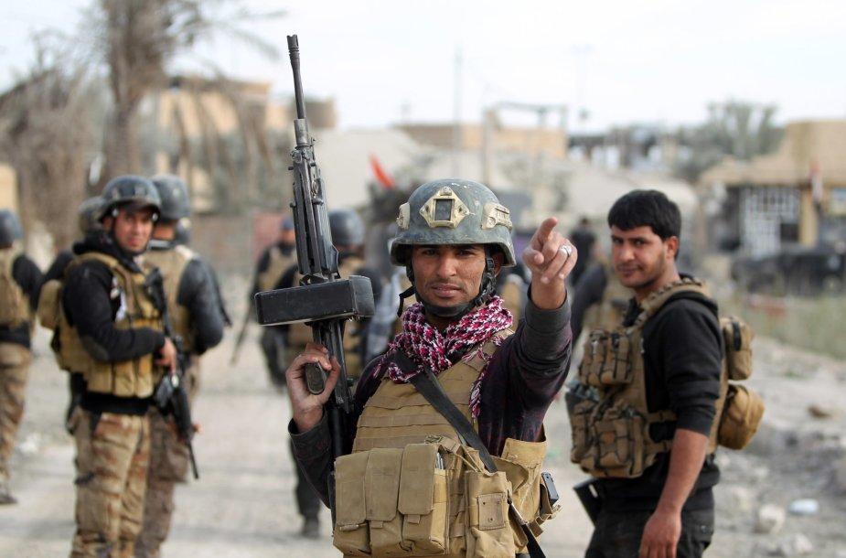 Irako kariai Ramadyje