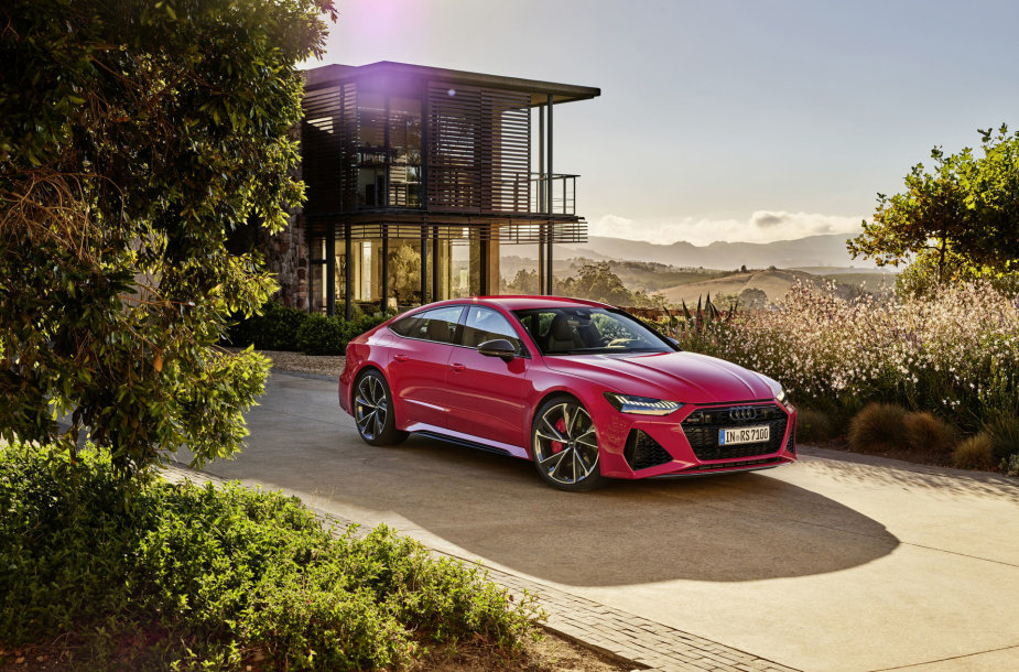 """Audi RS 7 Sportback"""