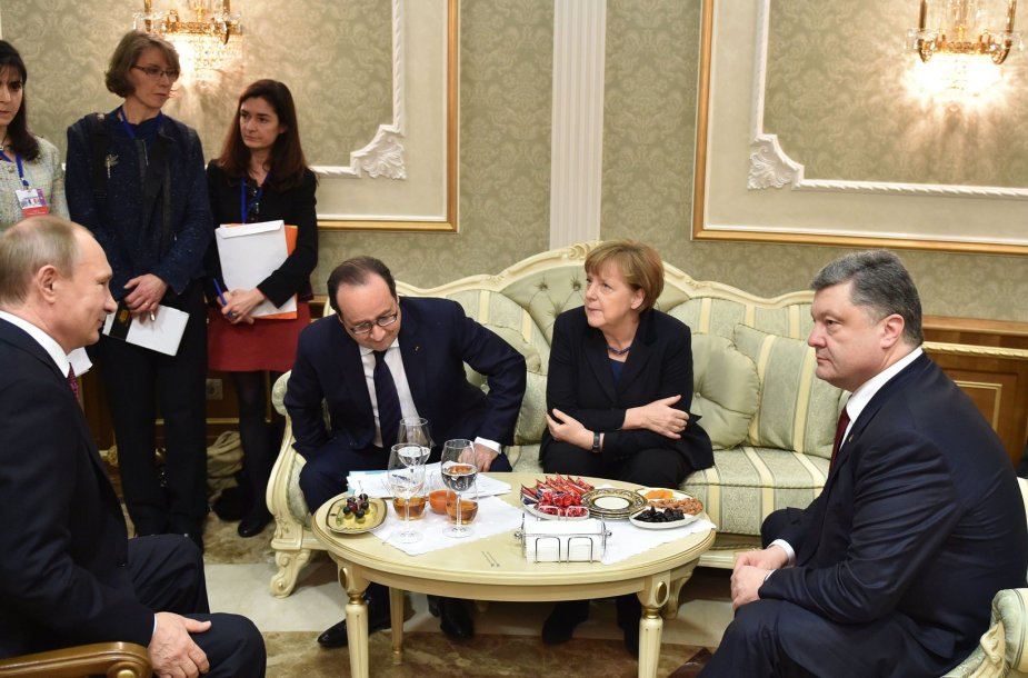 Derybos Minske